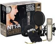 Студийный микрофон RODE NT 1-A