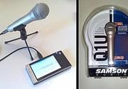 Микрофон Samson Q1U