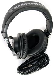 Audio Technica ATH-M50 наушники для профессионалов