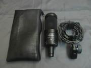 Продам конденсаторный микрофон Audio-Technica AT2050