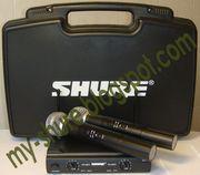 Продается радиосистема Shure UT4 UHF-2 SM58