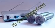 Продается радиосистема Shure Sh-668 UHF WMS