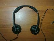 Продам/обменяю наушники Sennheiser PX 100-II Black