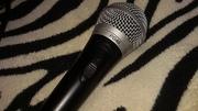 Продам микрофон Shure PG48-XLR-B + стойка микрофонная Proel RSM180