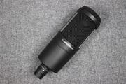 Продам конденсаторный микрофон Audio-Technica AT2020